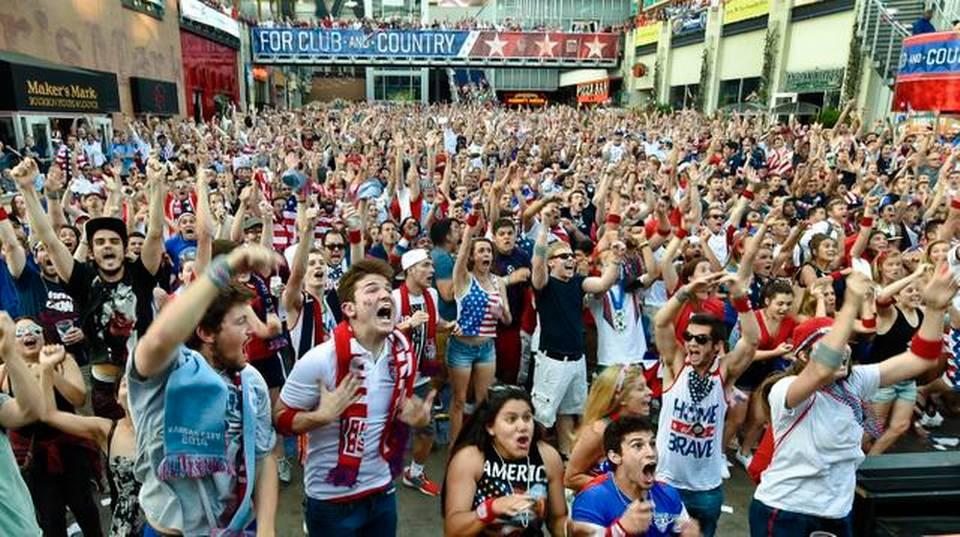 milennial sports fans