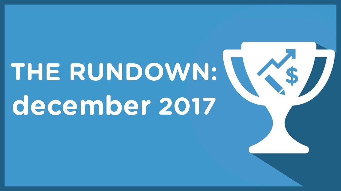 The Rundown: December 2017