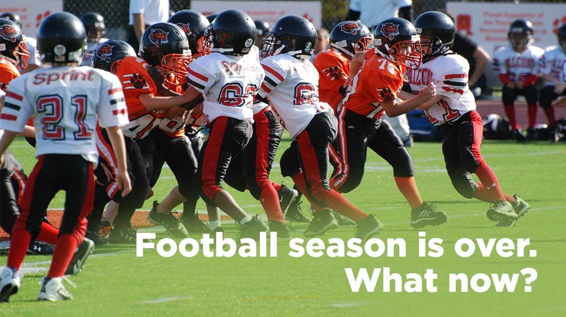 How to wrap up the football season and get ready for 2018