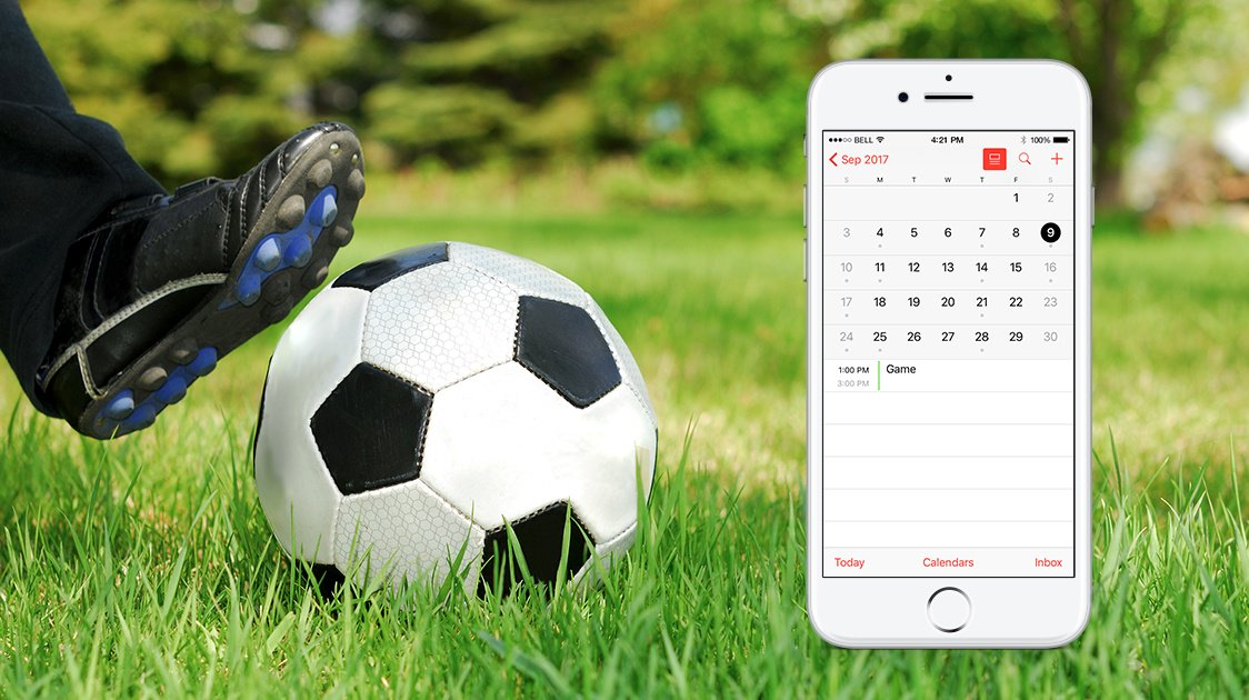 3 Fall Soccer Scheduling Tips