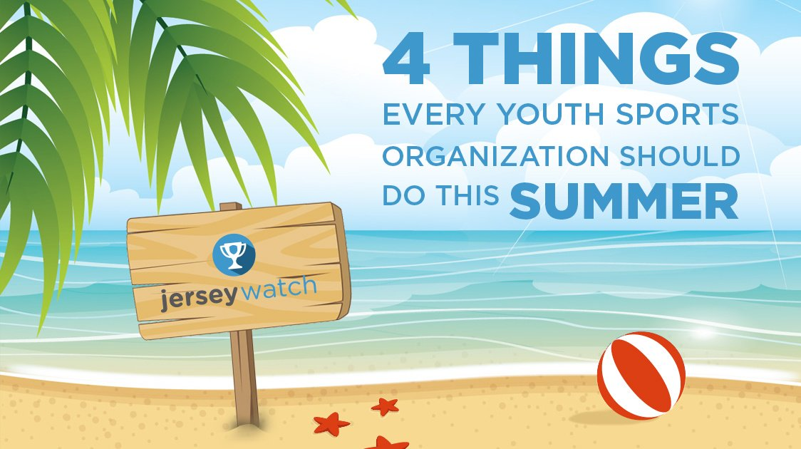 4 Things Every Youth Sports Organization Should Do This Summer
