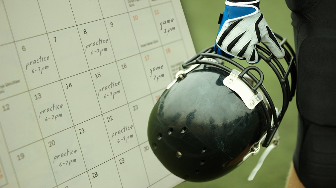 Football Scheduling Tips for 2017