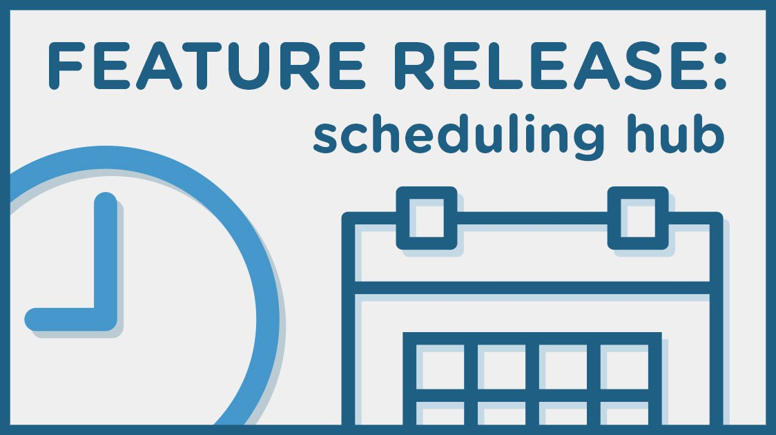 Feature Release: Sports Scheduling Hub