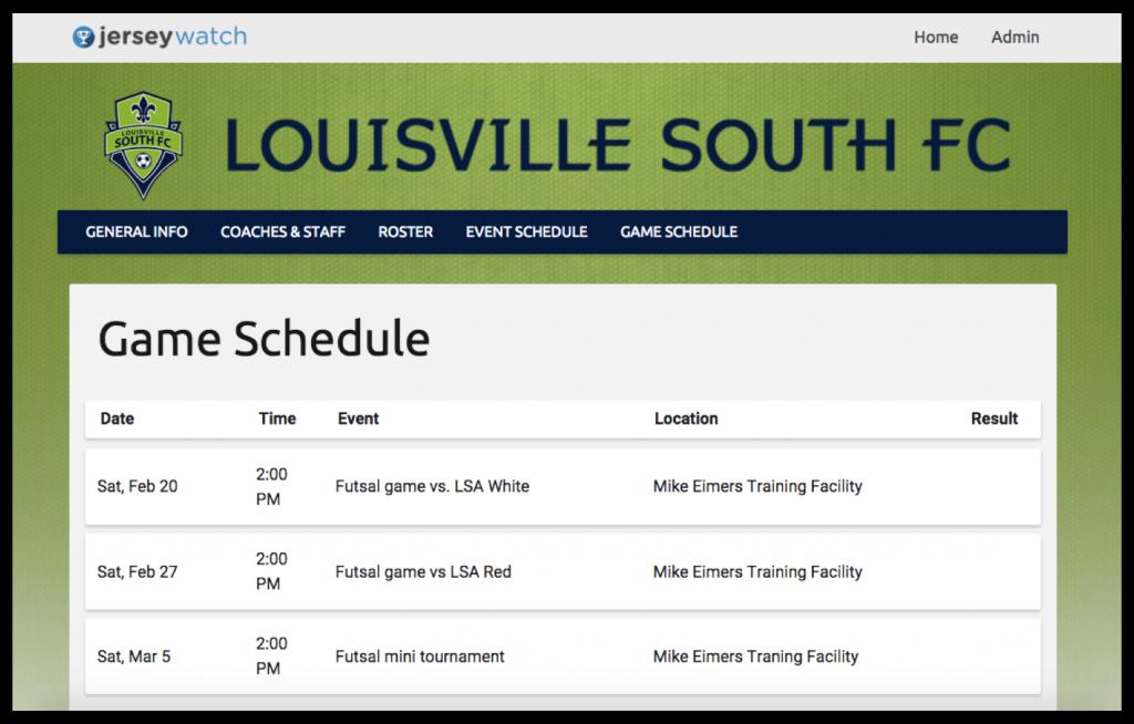 lsfc website