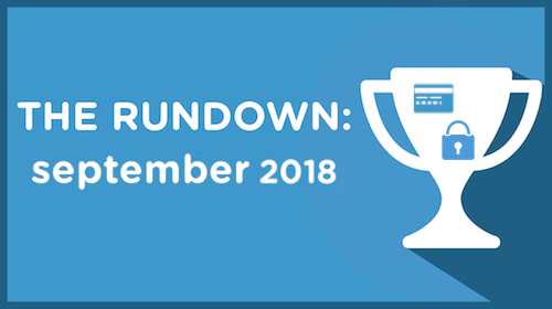 The Rundown: September 2018